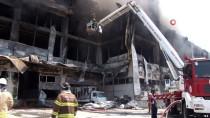 Kocaeli'deki Fabrika Yangınında Ölü Sayısı 5'E Yükseldi