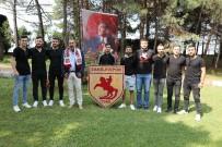 Samsunspor Başkanı İsmail Uyanık'tan Açıklamalar