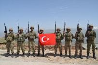 Teröristlerin Korkulu Rüyası Hudut Kartallarından Pençe Harekatına Tam Destek