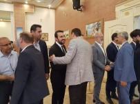 GENÇLİK KOLLARI - AK Parti Mardin İl Başkanlığında Bayramlaşma