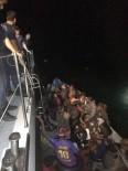 KONGO CUMHURİYETİ - Aydın'da 37 Düzensiz Göçmen Yakalandı