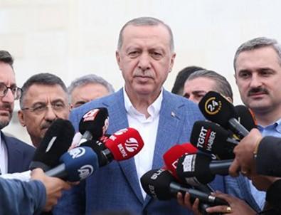 Cumhrubaşkanı Erdoğan'dan tatile giden İstanbullulara çağrı