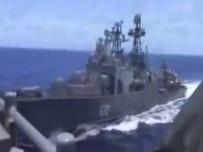 SAVAŞ GEMİSİ - Güney Çin Denizi'nde Tehlikeli Yakınlaşma