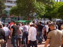 Kırşehir'de Silahlı Kavgada Hayatını Kaybeden Gökhan Uyan Toprağa Verildi