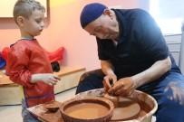 AVUSTURYA - (Özel) Son Çömlek Ustası Mesleğini Çocuklarla Buluşturuyor