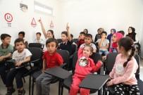 Suriyeli Öğrencilere Trafik Eğitimi Verildi