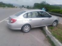 Taşova'da Trafik Kazası Açıklaması 6 Yaralı