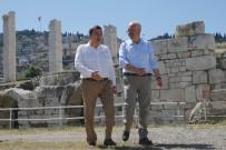 ARKEOLOJI - Turizm'in Kalbi Agora'da Atacak
