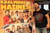 MAHSUN KIRMIZIGÜL - Ünlü Komedyenden Sinema Sektörüne Ağır Eleştiri