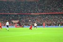 BURAK YıLMAZ - 2020 UEFA Avrupa Futbol Şampiyonası Elemeleri Açıklaması Türkiye Açıklaması 2 - Fransa Açıklaması 0 (İlk Yarı)