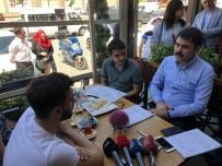 SOSYAL BELEDİYECİLİK - Çevre Bakanı Murat Kurum'u Terleten Matematik Sorusu