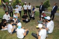 Diyarbakır'da 4 Gün Sürecek Olan 'Sur Çocuk Festivali' Başladı