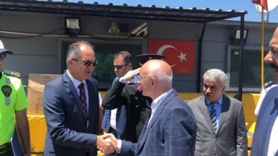 İçişleri Bakan Yardımcısı Erdil, Bursa'da Trafiği Denetledi