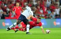 BURAK YıLMAZ - Türkiye, Fransa'yı 2-0'la geçti!