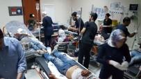 İşçileri Taşıyan Kamyonetin Aşırı Hızdan Kaza Yaptığı Belirlendi