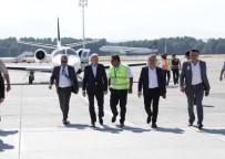 Kılıçdaroğlu, Antalya'da Deniz Baykal'ı Ziyaret Etti