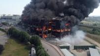Kocaeli'de 4 Kişinin Öldüğü Fabrika Yangınında 4 Kişi Adliyeye Sevk Edildi