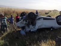 Mardin'de Trafik Kazası Açıklaması 7 Yaralı