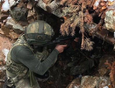 'Tunceli Kutu Deresi'nde 5 terörist kıstırıldı'