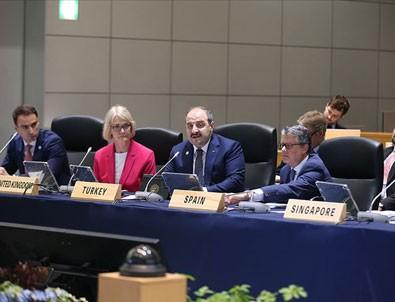 Bakan Varank'tan G20'de 'Boeing' çıkışı