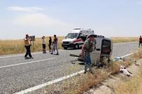 Diyarbakır'da Tatil Dönüşü Feci Kaza Açıklaması 1 Ölü, 4'Ü Ağır 6 Yaralı