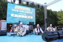 BOŞNAK - Eyüpsultan'da 'Balkan Esintisi' Coşkusu