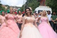 Gül Diyarı'nda 'Gül Festivali' Coşkusu