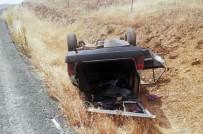 Malatya'da Otomobil Takla Attı Açıklaması 4 Yaralı