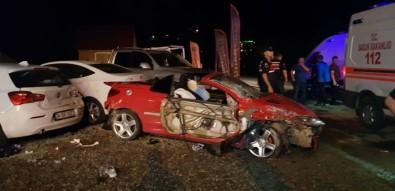 Rize'de Trafik Kazası Açıklaması 1 Ölü, 1 Ağır Yaralı