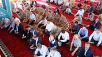 GÜLHANE - Şehit Uzman Çavuş Sağlam İçin Mevlit Okutuldu