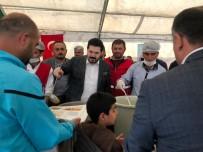 Türk Kızılay İle 'Hilâl Olsun Ağrı'