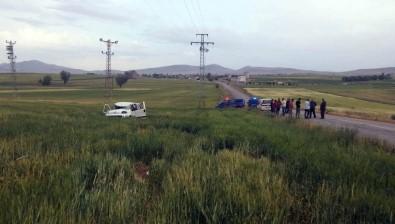 Yozgat'ta Trafik Kazası Açıklaması 1 Ölü, 1 Yaralı