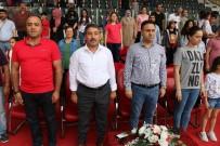Ağrı'da Ücretsiz İl Spor Merkezleri Açılışı Yapıldı