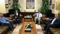 KARABÜK ÜNİVERSİTESİ - AK Parti Milletvekilleri Rektör Polat'a Başarılar Diledi