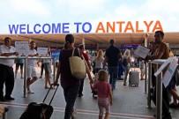 Antalya'ya Haziran Ayında 2 Milyon 228 Bin 994 Turist Geldi