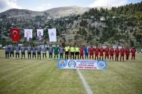 Büyükşehir Destekli Kızıldağ Futbol Turnuvası Başladı