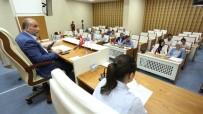 Canik Meclisine Tatil Yok