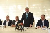 YARIŞ ATI - Çorum Belediye Başkanı Halil İbrahim Aşgın