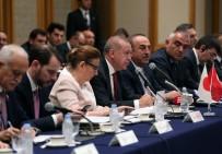 DıŞ EKONOMIK İLIŞKILER KURULU - Cumhurbaşkanı Erdoğan Açıklaması 'Ticarette Korumacılığın Artması, Serbest Ticaretin Sekteye Uğraması Endişe Vericidir'