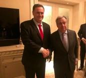 ANTONIO GUTERRES - İsrail Dışişleri Bakanı BAE'yi Ziyaret Etti