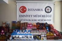 İstanbul'da Dev Operasyon Açıklaması Piyasa Değeri 5 Milyon 250 Bin Lira !