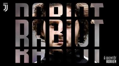 Juventus, Rabiot'u Açıkladı