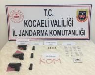 Kocaeli'de Jandarma Ekiplerinden Uyuşturucu Tacirlerine Darbe