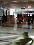 POLİS KÖPEĞİ - Maltepe'de Alışveriş Merkezinde Dehşet Anları Böyle Görüntülendi
