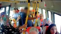 Minibüslerde Yankesicilik Yapan Zanlı Yakalandı