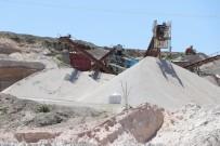 Nevşehir'in Beyaz Altını Ponza'nın Dünya Rezervlerinin Yüzde 50'Si Türkiye'de