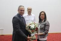 MEHMET KıLıNÇ - Samsun Eğitim Ve Araştırma Hastanesinde Devir Teslim Töreni