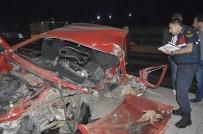 JEEP - Tavşanlı'da Trafik Kazası Açıklaması 3 Yaralı