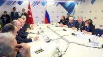AHMET BERAT ÇONKAR - TBMM İle Rusya Parlamentosu Arasında İş Birliği Protokolu