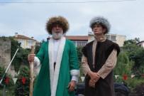 Trabzon'da 6. Uluslararası Dede Korkut Festivali Yapıldı